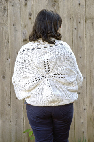 Alpine Shrug 3