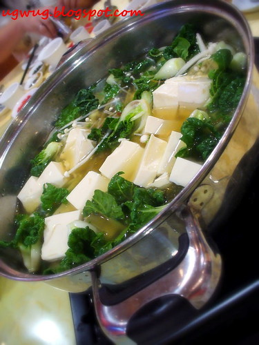 Vege & Tofu Hotpot