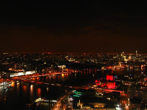 London - The London Skyline at Night 2
