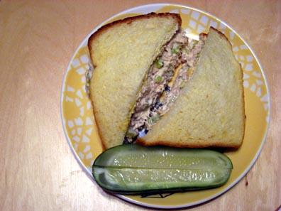 Tuna Sanwich