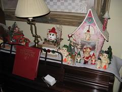 North Pole House & candles (viennapicman) Tags: christmas northpole charlestonwestvirginia