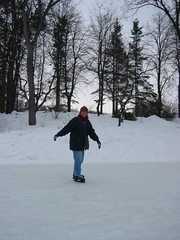 Me, Skating