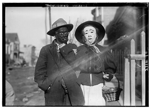Thanksgiving Maskers (LOC)