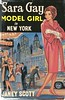 Sara Gay Model Girl in New York (sparkleneely) Tags: vintage book retro collection study teen series