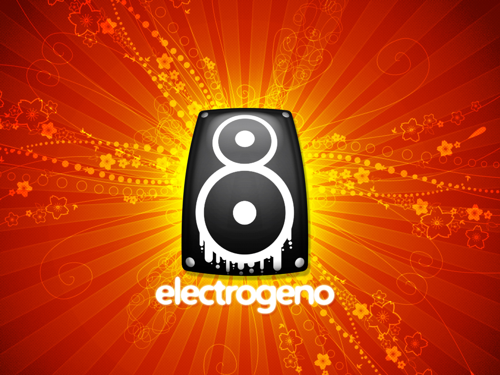 wallpaper electronica