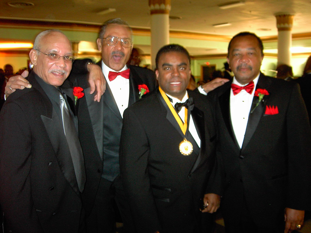 Diefutel's Gentlemens Club, Inc (the devils) 70th Anniversary Soiree-November 2007{Jefferson Hotel,Richmond,Va}