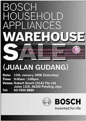 1001 bosch warehouse sale malaysia
