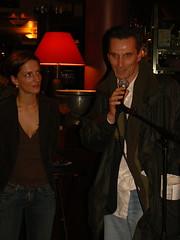 Christophe Bertin et Quitterie Delmas