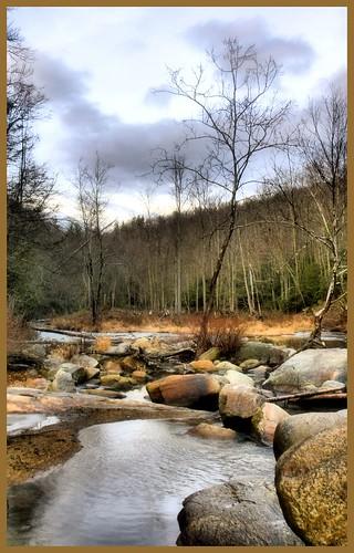 Elk Falls Runoff