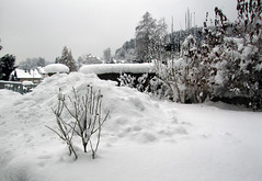 Tons of snow (kenorrha) Tags: austria winterlandscapes scenicsnotjustlandscapes