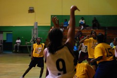 DSC_3740_filtered (vaughnscriven) Tags: ladies sports basketball sport nikon action womens dslr bahamas nassau cob 2008 swingers thebahamas caribs d40 nikond40 vaughnscriven cobladycaribs
