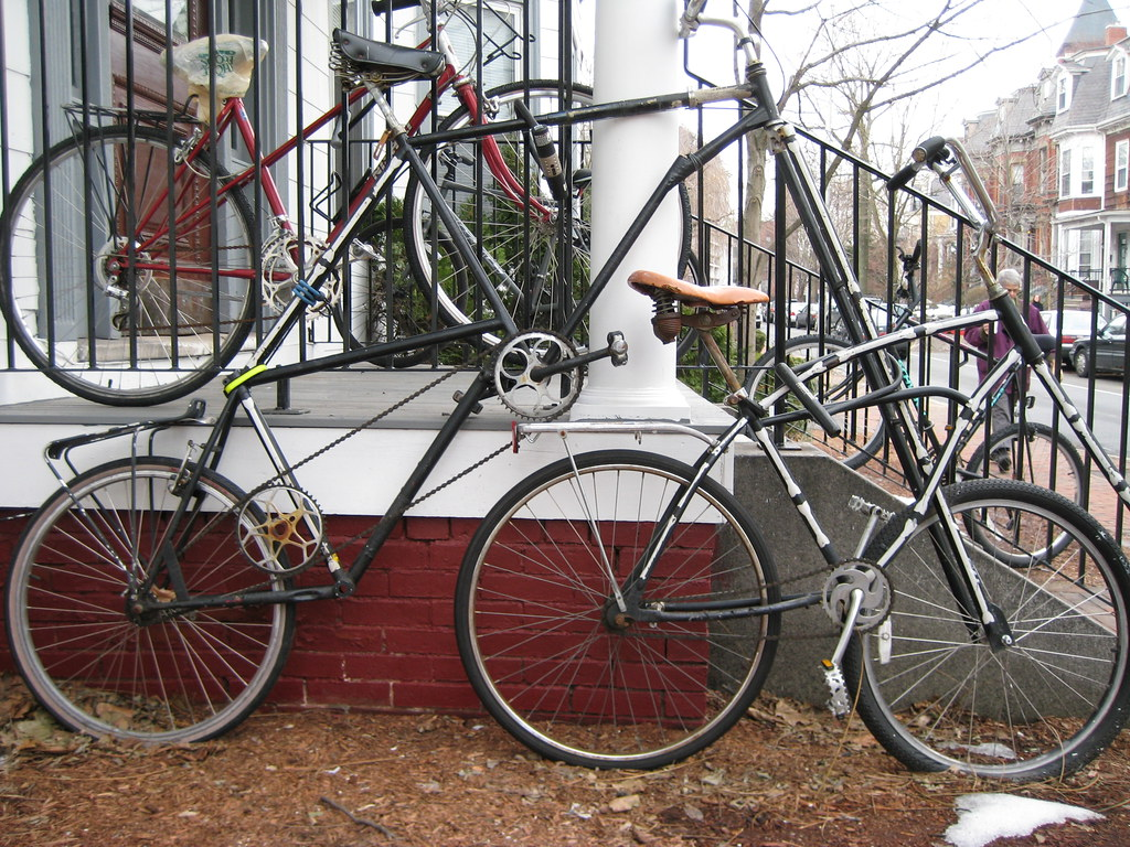 tall bikes in cambridge