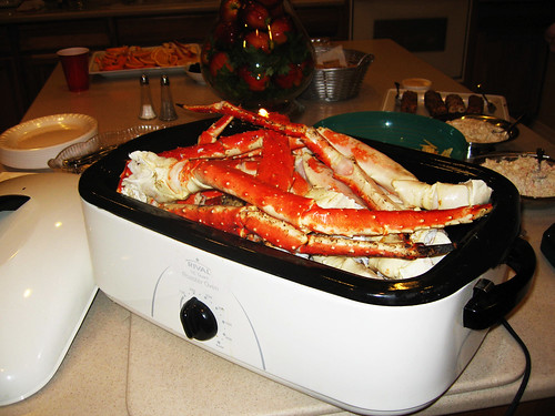 Crab fest New years day