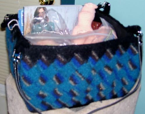 Crocheted Religious Items - InReach - Business class colocation
