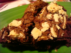 Saltine Brownie