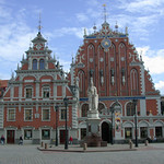 Riga: The Blackheads' House