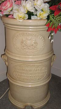 Another use for a water filter
