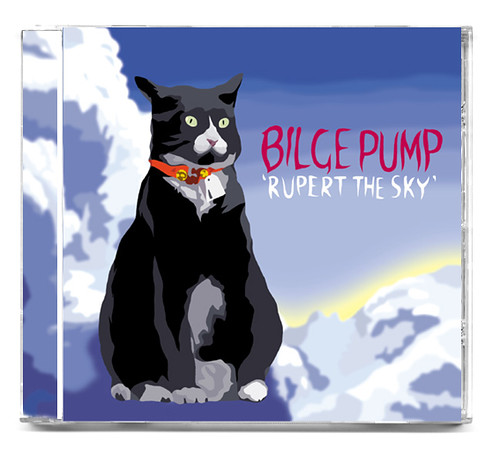 BILGE PUMP CD FRONT