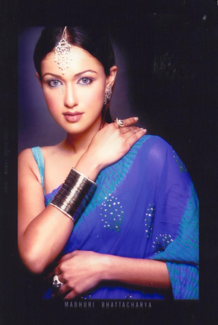 Madhuri Bhattacharya - Wallpaper