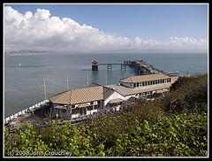 Mumbles pier March 2008