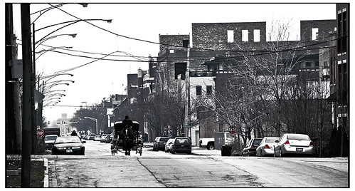 Ballad of the West Loop BW