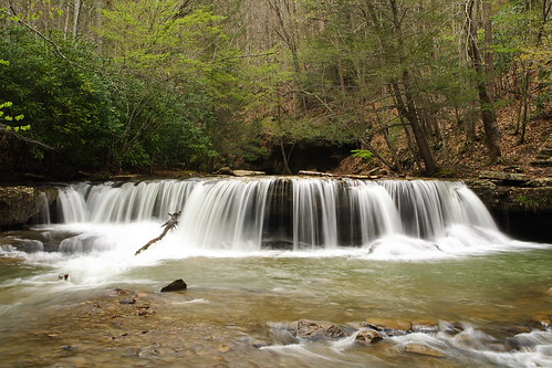 camp-creek-waterfalls-2 by www.ForestWander.com, on Flickr