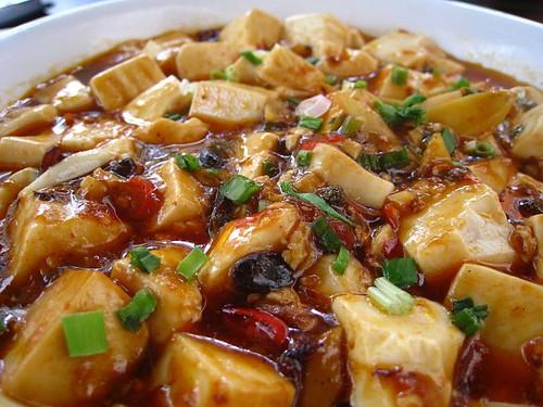 Mapo Tofu @ Guofu