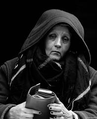 Depression (benn_riis) Tags: københavn copenhagen denmark street streetlife people portrait bw blackandwhite monochrome candid nikon d750