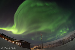 Auroras - Tromso * Explore 16-02-2017 (robertopastor) Tags: auroras fuji noruega robertopastor samyang tromso xt1