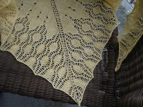 Seraphim Lace Detail