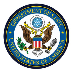 Department of State Seal by DonkeyHotey, on Flickr