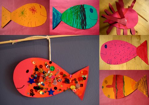 fish craft ideas