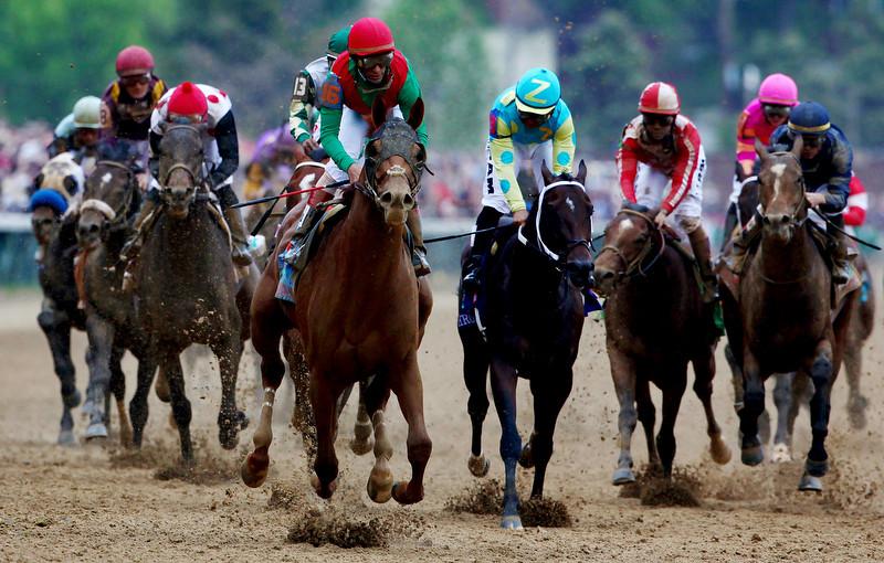 HORSERACING-KENTUCKY-DERBY