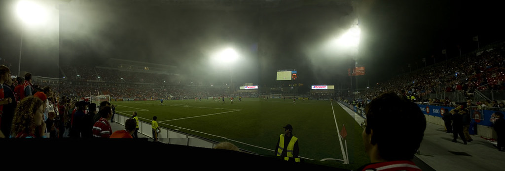 Fog at BMO