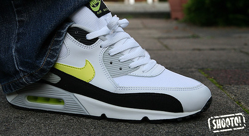 4d34b6d36dcf Nike Air Max 90 Hot Limes - a photo on Flickriver
