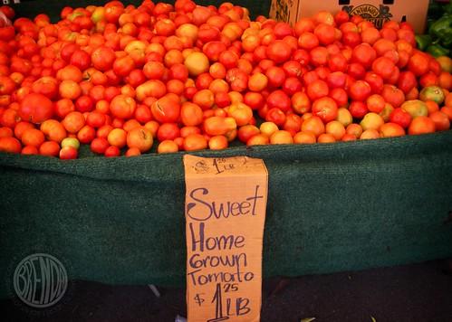 sweet home tomatoes