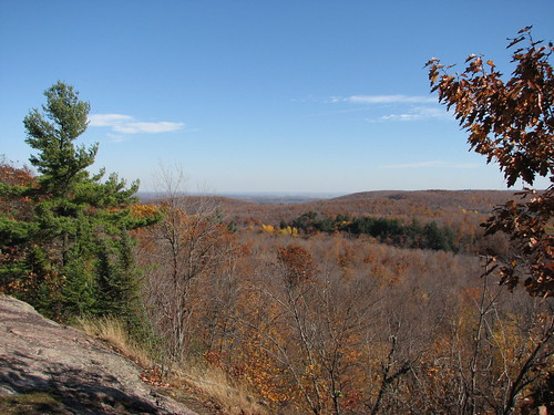 Wolf Trail view