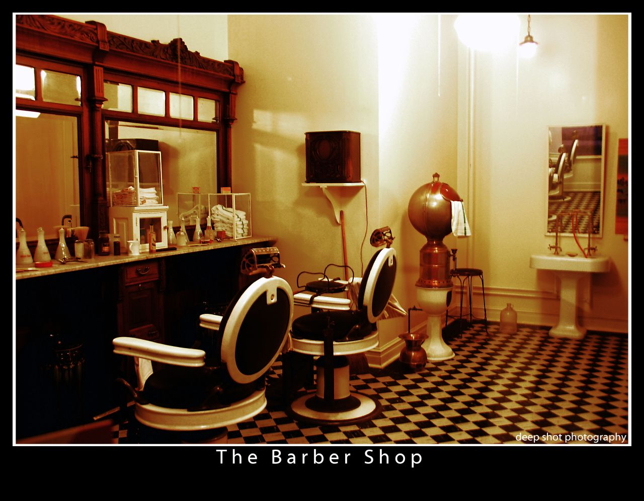 Barber Shop Albany Ny : ... barber barber decor barber school barbering coolness shop flickr shop