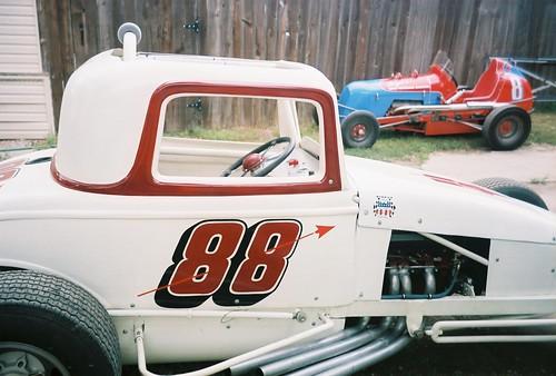 Racing In Kansas Ks Race Tracks Racers Races Car