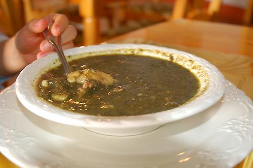 Callalou Soup
