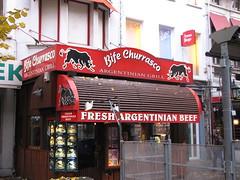 Fresh Argentinian Beef in Antwerp, Belgium (Hazboy) Tags: argentina restaurant europa europe belgium belgi antwerp belgica antwerpen churrasco belgien bife belgio   hazboy hazboy1 hazboyeuro belige