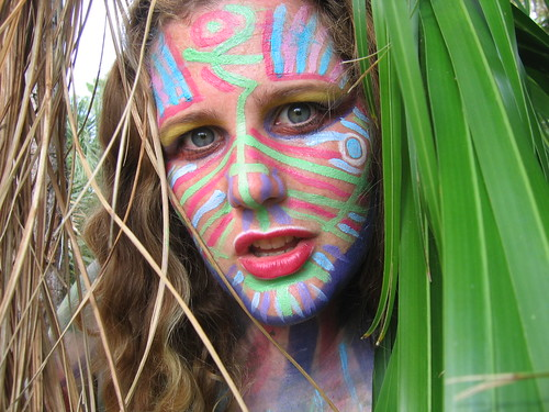 florida jungle Goddess KRING
