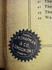 Chapman's