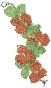 Tri Petal Flower Bracelet