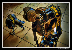 On Bended Knee (James Neeley) Tags: stilllife nikon bravo equipment hdr d300 5xp jamesneeley