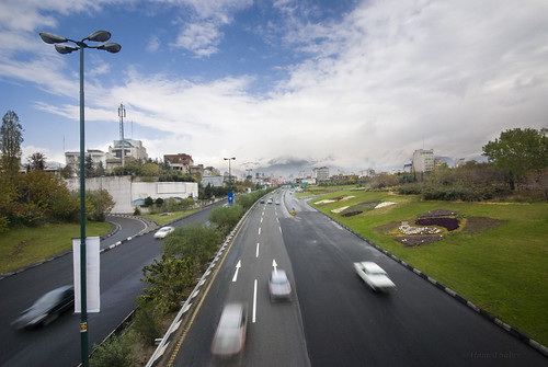 Modarres Highway / Tehran