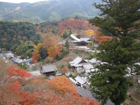 長谷寺-本堂から