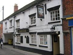 The Old Star Uttoxeter (Mike Lloyd) Tags: pub uttoxeter oldstar