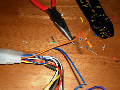 sosche wire harness (orange wire) help! - toyota nation ... radio wiring harness orange wire #3