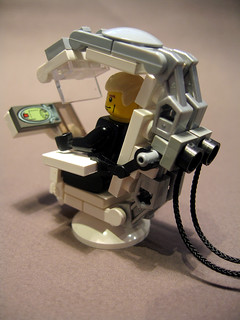 Minifig Cockpit Idea
